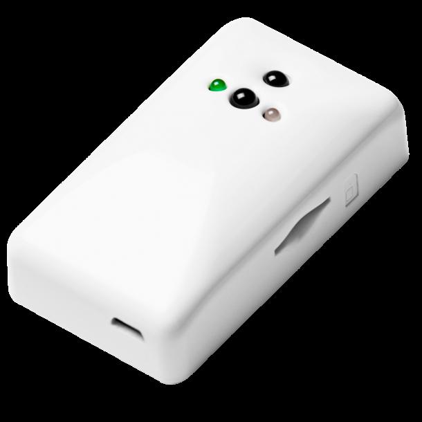 CT Small SMS-modul. Farve: hvid, både sms+ ledning+omformer. kr. 1475.- inkl. moms